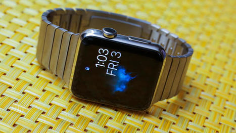 Apple Watch review - CNET | Discover Sigalon Valley - Where the Tags are the Topics | Scoop.it