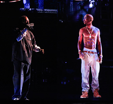 Tupac Hologram Leads The Way ! | The One | Scoop.it