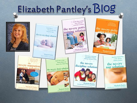 Elizabeth Pantley's Blog: Babies cry because they cannot talk. | Pregnancy & Postpartum Depression & Anxiety | Scoop.it