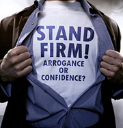 Confidence vs. Arrogance In Successful Entrepreneurs [Chart] | Digital-News on Scoop.it today | Scoop.it