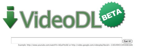 VideoDL.org - Download Online Video (Google Video, YouTube etc) in a Flash! | Technology Ideas | Scoop.it