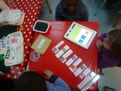 Des iPad à la maternelle : journal de bord | Education et TIC aujourd'hui | Scoop.it