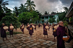 Anti-Muslim Monks Tarnish Buddhism Image   Religion Around the World   Scoop.it