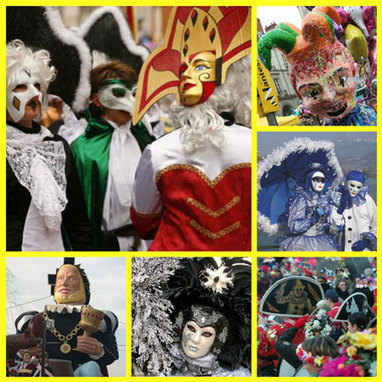 TICs en FLE: Le Carnaval en France : quelques ressources | Holidays and Special Traditions | Scoop.it