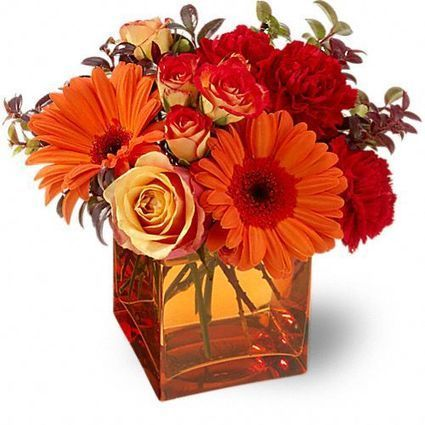 usa Flowers - Sunrise Sunset | Christmas Floral Arrangements in basket or Bouquets. | Scoop.it