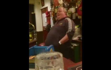 Irish barman singing as he works will give you chills (VIDEO) | Of Interest to Friends of Ireland | Scoop.it