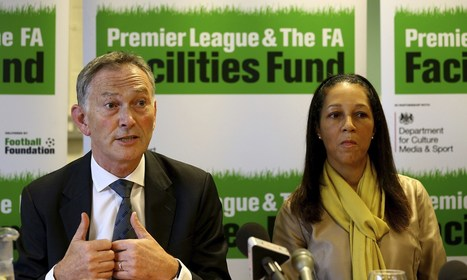Sports minister backs FA commission and calls for female member | Football Governance | Scoop.it