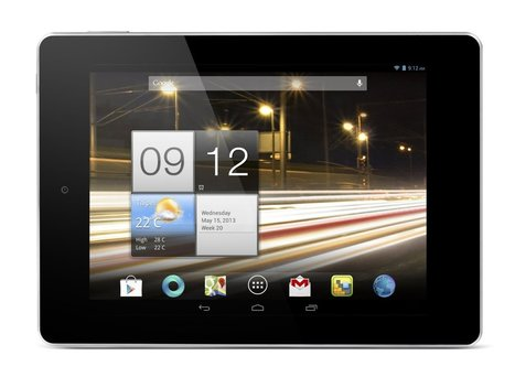 Best Smart Tablets: Acer Iconia 7.9 inch Tablet A1-810-L416 | Best Reviews of Android Tablets | Scoop.it