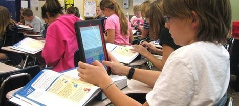 'It's just their world': iPads changing Basehor-Linwood sixth-grade classrooms | BonnerSprings.com | The iPad Classroom | Scoop.it