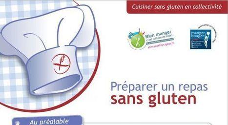 Actu restauration / INTOLERANCES ALIMENTAIRES : L'Afdiag lance sa 1re campagne nationale Cuisiner sans gluten en collectivité | Marché & réglementation du sans gluten | Scoop.it
