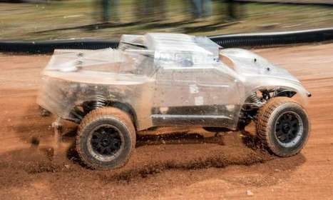 New technique controls autonomous vehicles on a dirt track | Sustain Our Earth | Scoop.it