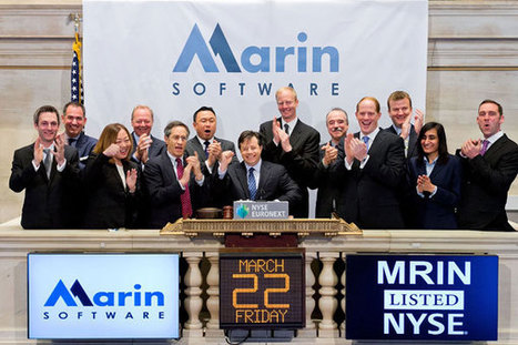 Marin Software Officially IPOs: Stock Up 20% | Digital-News on Scoop.it today | Scoop.it