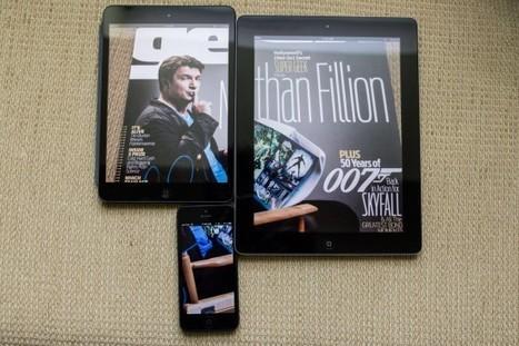 Mosaic : fusionnez l'écran de votre iPhone avec celui de votre iPad - Le Soir | Applications Iphone, Ipad, Android et avec un zeste de news | Scoop.it