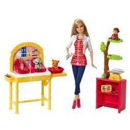 Barbie Careers Zookeeper Doll and Playset | The Most Wanted Toys | Scoop.it