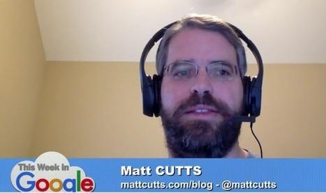Matt Cutts explique les raisons des dernières fluctuations sur Google Search | Chiffres et infographies | Scoop.it