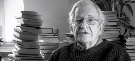 Noam Chomsky. El objetivo de la educación | Educacion, ecologia y TIC | Scoop.it