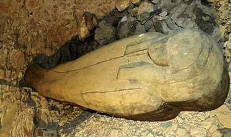 Tomb of an Ancient Egyptian Diva Discovered in Valley of the Kings | Artinfo | The History of Art | Scoop.it