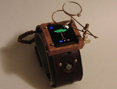 7 Great Steampunk Projects Built With an Arduino | Open Source Hardware News | Scoop.it