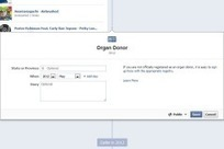 Facebook Now Lets Organ Donors Tell Their Friends   Techland   TIME.com   Internet Marketing Brain Candy   Scoop.it