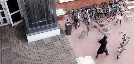 La lente ascension du vélo dans les flottes d'entreprise | Vélo en ville, villes à vélos | Scoop.it