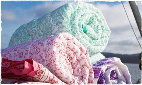Indian bedding, Bohemian bedding, Turquoise bedding - Attiser.com | Turquoise Bedding | Scoop.it