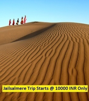 Gurgaon to Jaisalmere | Outstation Cab | Scoop.it