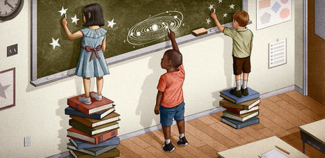 Why Talented Black and Hispanic Students Can Go Undiscovered   digital divide information   Scoop.it