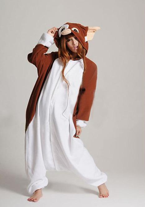 Japanese Gizmo Kigurumi Gremlin Onesies Costume | kiguruone | Scoop.it
