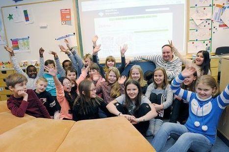 Opettaja joka luopui oppitunneista – Vapautta ja vastuuta neljäsluokkalaisille | Digital TSL | Scoop.it
