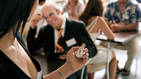 Speed Dating? Watch Your Mouth | Behavioral Tech | Scoop.it