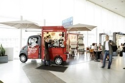 Packn Blog La naissance d'un concept sur la vague du Food Trucks : Alto Café » | Cupcakes fashion | Scoop.it
