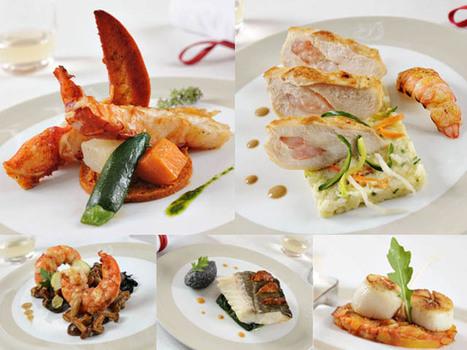 Jacques Le Divellec cuisine pour la Première d'Air France - Air-Journal   La cuisine Francaise   Scoop.it