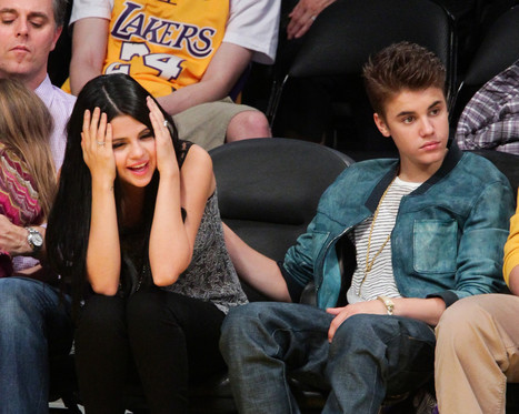 Justin Bieber And Selena Gomez Back Together, Spend Fourth Of July In ... - Huffington Post | Justin Bieber and Selena Gomez back together? | Scoop.it