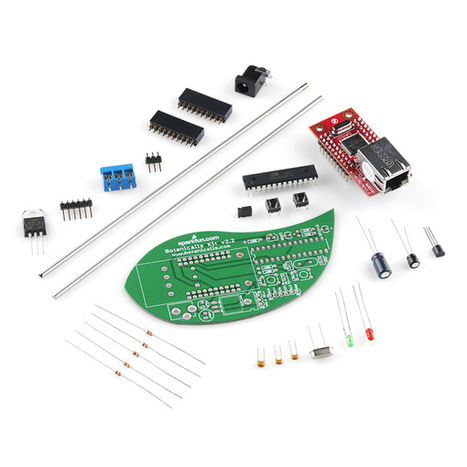 Botanicalls Kit - KIT-10334 - SparkFun Electronics | Plant Biology Teaching Resources (Higher Education) | Scoop.it