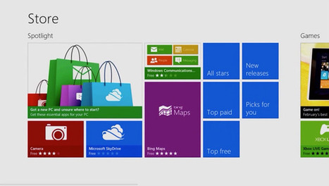 Windows 8 Store Surpasses 35,000 Apps in Time for New Years - Mobile Magazine | MobileandSocial | Scoop.it