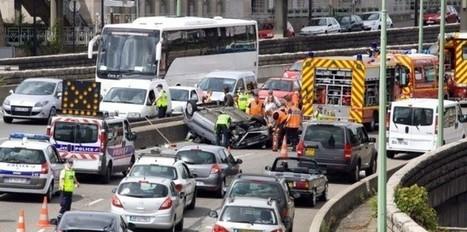 Ce que coûtent les embouteillages à la France | Veille BTS Management des Unités Commerciales | Scoop.it