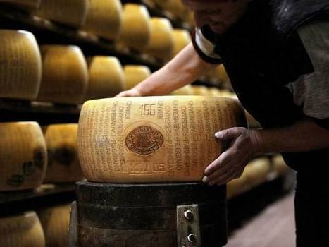 'Vulgar' use of parmesan cheese | English Usage for French Insights | Scoop.it