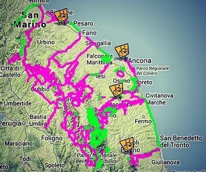 Percorsi e Piste Ciclabili Nelle Marche: risorse per i Bikers | Lekkerlekker | Scoop.it