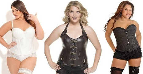 Find Your Plus Size Corset | CorsetCenter.com | Corsets | Scoop.it