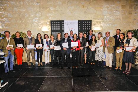«Best of Wine Tourism 2013»: le palmarès dévoilé   Tourisme viticole en France   Scoop.it