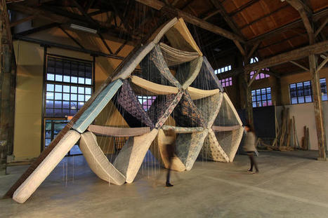 Nathalia Garcia: Castle | Art Installations, Sculpture, Contemporary Art | Scoop.it