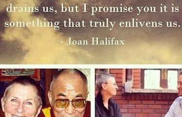Sexism, Mindfulness, Ethics, Grief & Buddhism: Waylon talks with Joan Halifax Roshi. | Zen | Scoop.it
