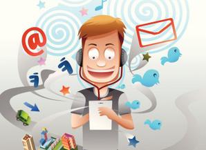 ¿Cómo utilizamos la ortografía en las redes sociales? | e-learning social | Scoop.it