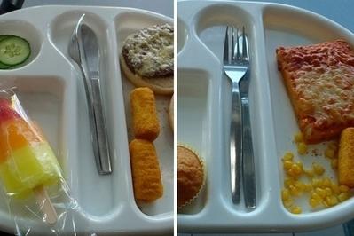 La niña que critica las comidas escolares burla la censura. La escuela vista por su protagonista | (Todo) Pedagogía y Educación Social | Scoop.it
