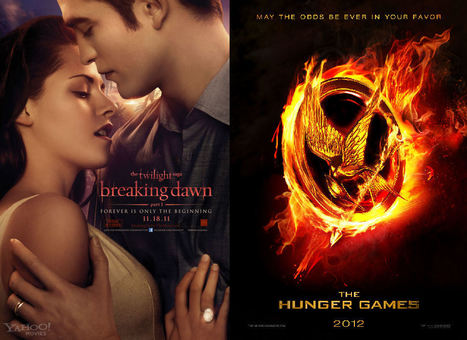 Lionsgate confirms 'The Hunger Games' trailer will play with 'Breaking Dawn' - Examiner.com | Young Adult Books | Scoop.it