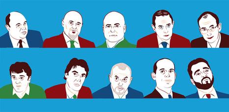 Le Top 2015 des squatteurs de JT | DocPresseESJ | Scoop.it