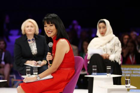 Women's Forum - Special Report: Women's Forum Global Meeting 2015    Energizing the World! Part 1: Addressing vital needs   Women empowerment   Scoop.it