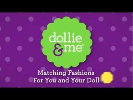 The perfect 18 inch baby dolls for little mommies | Dollie & Me | Scoop.it