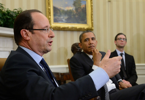 Au G8, Obama défend la croissance prônée par Hollande - Monde - TF1 News | Economie et Politique européenne et internationale | Scoop.it