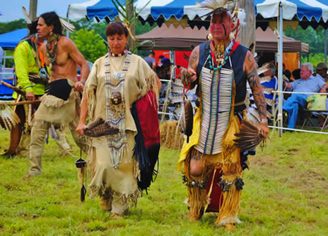 Cheroenhaka Tribe Celebrates Native Heritage Month With 14th Annual Pow Wow | Indian Country Today | Kiosque du monde : Amériques | Scoop.it